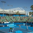 Stock Photo: AustraliOpen Tennis, Rod Court Arena, Melbourne