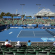 Stock Photo: AustraliOpen Tennis Tournament
