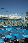Australian Open Tennis, Rod Court Arena, Melbourne — Stock Photo