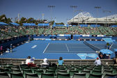 Australian Open Tennis Tournament — Stock Photo