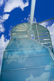 Stairway From Heaven — Stock Photo