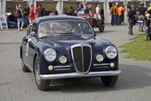 Melbourne Formula One Lancia and other antique racers in 2010 — Foto Stock