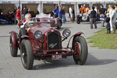 Alfa Antique at the Melbourne Grand Prix 2010 — Stock Photo