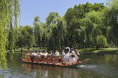 Boston, Parks — Stock Photo