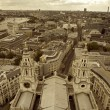 London, aerial view of London city centre — Stock Photo #6672072