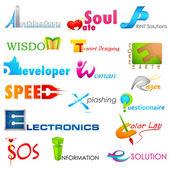 Projektowanie symbol — Wektor stockowy