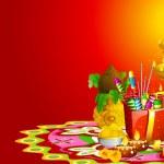 Diwali Background — Stock Vector #13121712