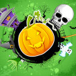 Halloween Background — Stock Vector #13349669