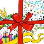 Christmas Doodle — Stock Vector #13518310