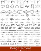 Elemento de diseño — Vector de stock