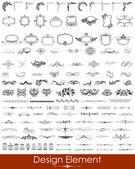 デザイン要素 — ストックベクタ