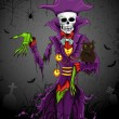 Royalty-Free Stock Imagem Vetorial: Halloween Ghost