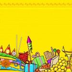 Diwali Doodle — Stock Vector #13746269