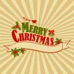 Christmas Card — Stock Vector #13871100