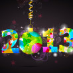 Happy New Year 2013 — Stock Vector #14035928