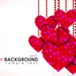 Stock vektor: Love Background