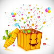 Halloween Surprise — Stock Vector #19089399