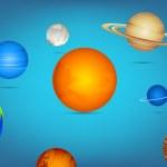 Solar System — Stock Vector #19658141