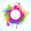 Holi Background — Stock Vector #22224957