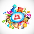 Big Sale - Stock Vector