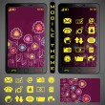 Mobilephone Theme — Stock Vector #25261663