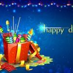 Diwali δώρο — Διανυσματικό Αρχείο