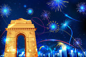 Celebration of India — Stock Vector