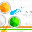 Colors of India — Stock Vector
