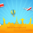 Tour and Travel — Stock Vector #31076159