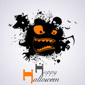 Halloween Background — Vettoriale Stock