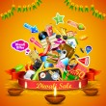 Diwali Festive Offer — Stock Vector