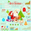 Christmas Infographic — Stock Vector #34171341