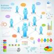 业务信息图形 — 图库矢量图片