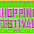 Stock Vector: Shopping Festival