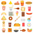 Fast Food Icon — Stock Vector #47568643