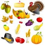 Thanksgiving — Stock Vector #6570678