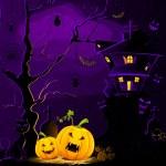Halloween Night — Stock Vector #6740617