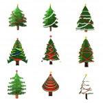 Christmas Tree — Stock Vector #7480815