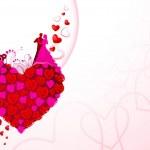 Love Couple — Stock Vector #8479899