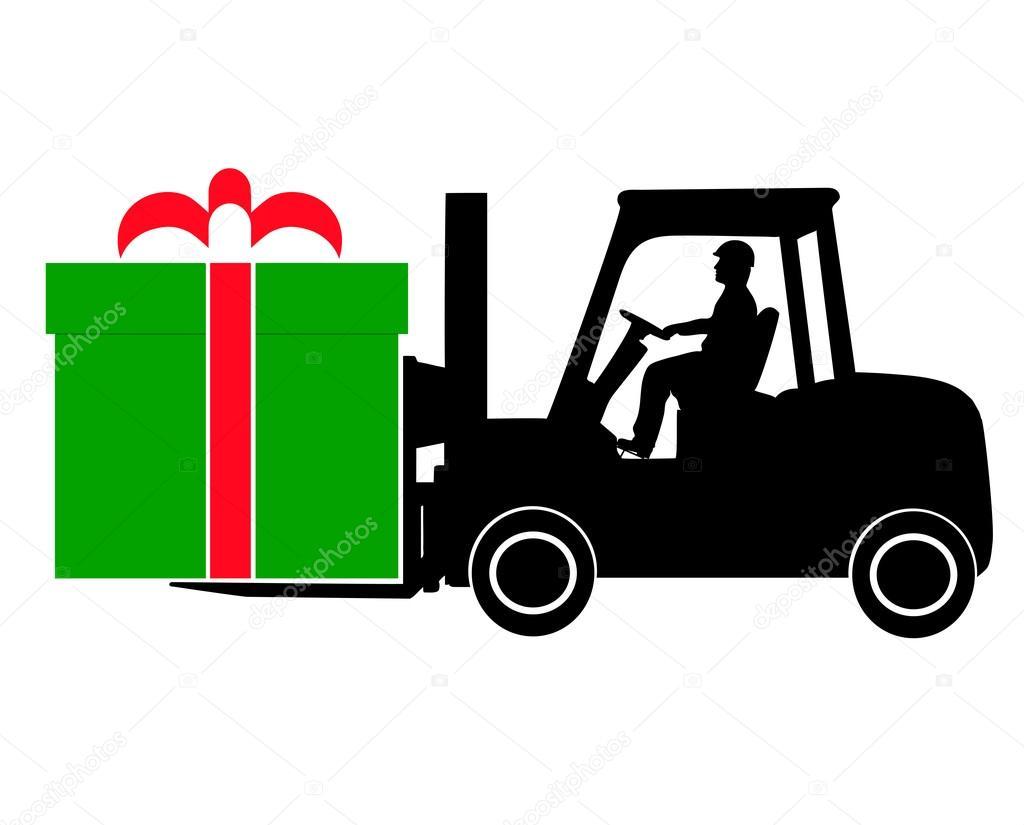 车代表运输箱 — 矢量图片作者 matc