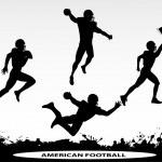 Fondo de deportes — Vector de stock
