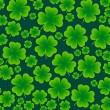 Background   to the day St. Patrick's Day — Stock Vector