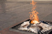 Eternal Flame. — Stock Photo