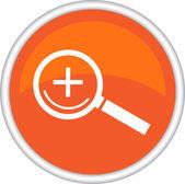 Vector icon of increase. — Stock Vector