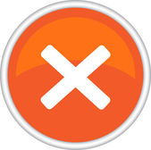 Excluir o ícone — Vetorial Stock