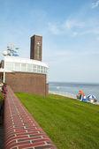 Beach Wilhelmshaven — Stock Photo