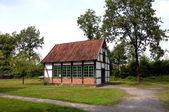 Park museum in Cloppenburg Germany — Stock Photo