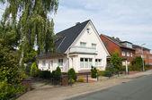 улица в германии — Стоковое фото