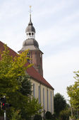 Kathedrale in cloppenburg, deutschland — Stockfoto