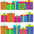 set de regalo — Vector de stock  #35608573